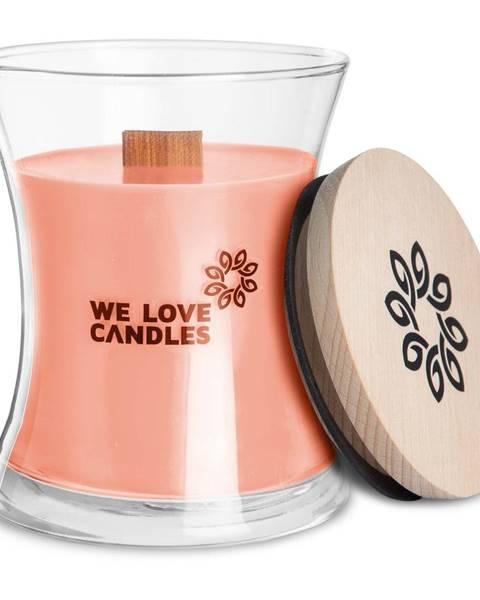 We Love Candles Sviečka zo sójového vosku We Love Candles Rhubarb & Lily, doba horenia 64 hodín