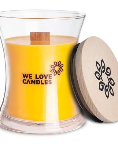 Sviečka zo sójového vosku We Love Candles Honeydew, doba horenia 64 hodín
