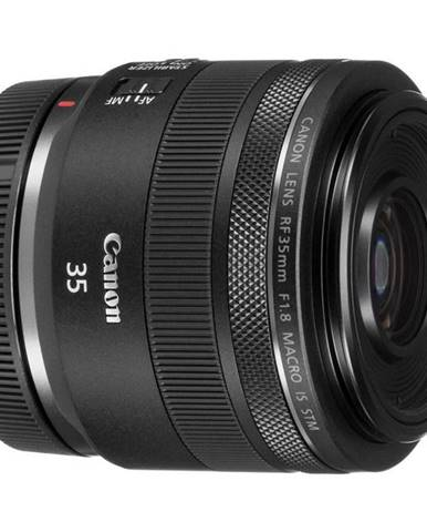 Objektív Canon RF RF 35mm f/1.8 Macro IS STM - Selekce AIP2 čierny