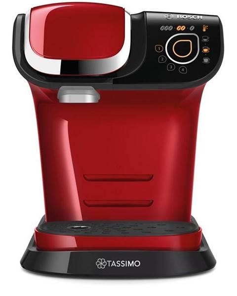 Bosch Espresso Bosch Tassimo My Way TAS6503 červen