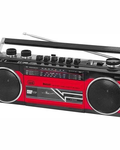 Trevi Rádiomagnetofón Trevi RR 501 BT červen