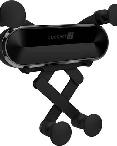 Držiak na mobil Connect IT InCarz Spider, do mřížky čierny