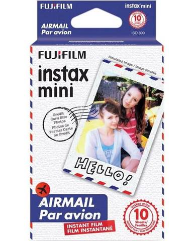 Instantný film Fujifilm Instax Mini Airmail 10ks