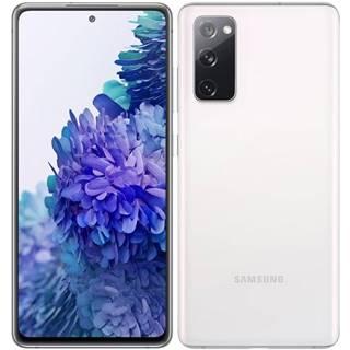 Mobilný telefón Samsung Galaxy S20 FE biely