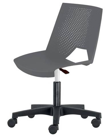 Kancelárska stolička GREVE sivá