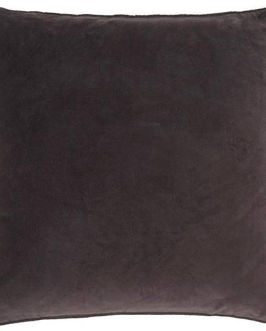 Dekoračný Vankúš Susan, 60/60cm, Čierna