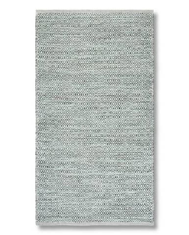 Ručné Tkaný Koberec Carola 1, 60/120cm, Zelená