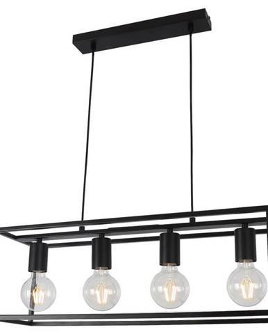 Závesná Lampa Quadri 61/18/120cm, 40 Watt