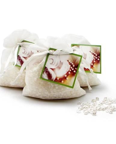 Vonné vrecúško z organzy s vôňou bielych kvetín Ego Dekor