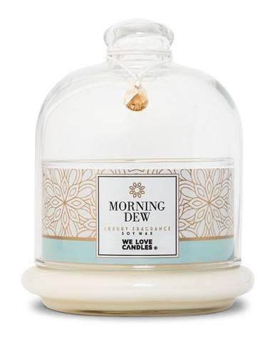 Sviečka zo sójového vosku We Love Candles Morning Dew, doba horenia 72 hodín