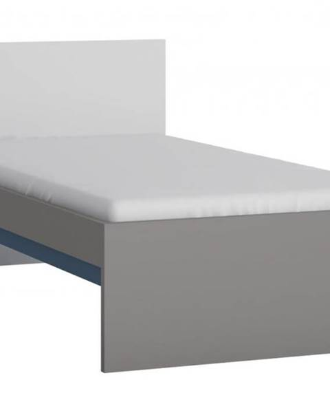 ArtExt ArtExt Jednolôžková posteľ LASER TYP LASZ01