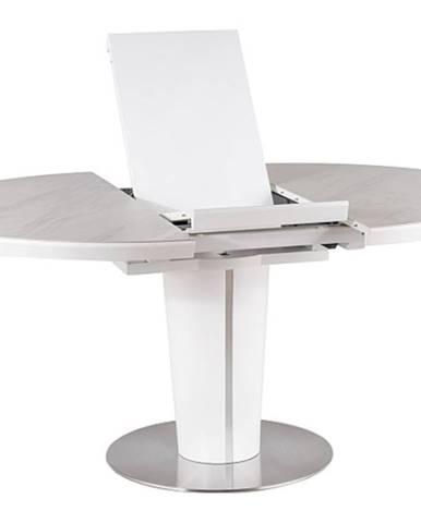 Signal Keramický stôl ORBIT/biela