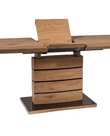 Signal Rozkladací jedálenský stôl Leonardo DUB