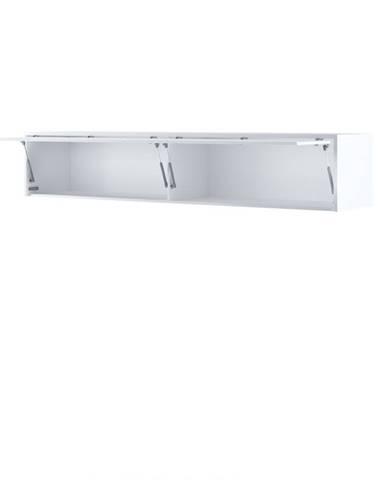 Dig-net nábytok Nadstavec pre sklápaciu posteľ BED CONCEPT BC-15p   biely lesk