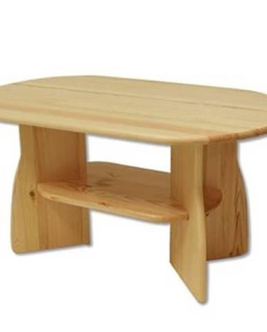 Drewmax Konferenčný stolík - masív ST112 | borovica