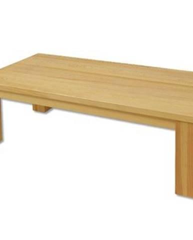 Drewmax Konferenčný stolík - masív ST116 | borovica