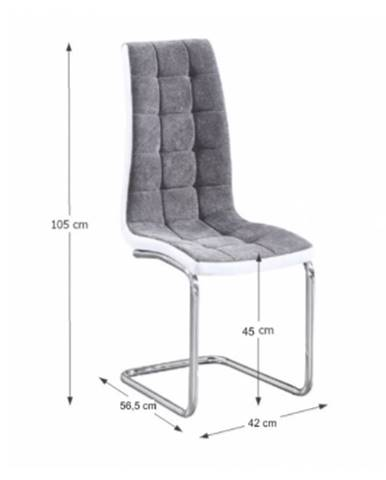 Tempo Kondela Jedálenská stolička Saloma