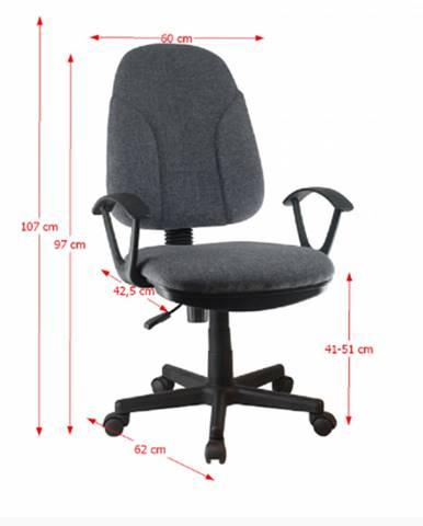 Tempo Kondela Kancelárska stolička Devri