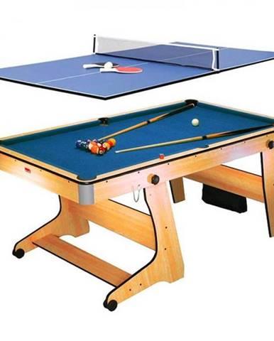 Riley FP-6TT, sklopiteľný biliardový stôl s doskou pre stolný tenis