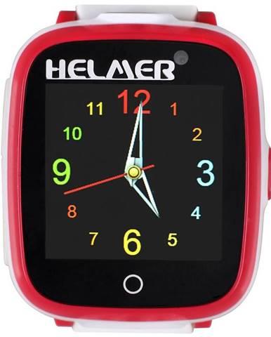 Inteligentné hodinky Helmer KW 802 dětské červené