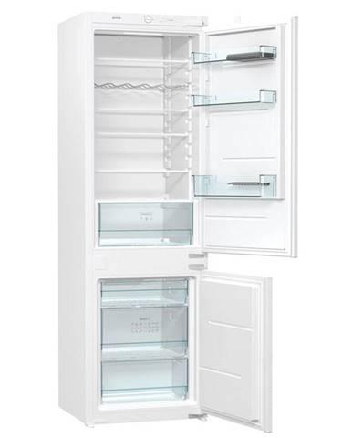 Kombinácia chladničky s mrazničkou Gorenje Nrki4182e1 biele