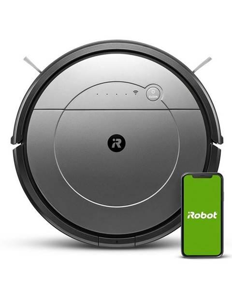 iRobot Robotický vysávač iRobot Roomba Combo 1138 siv