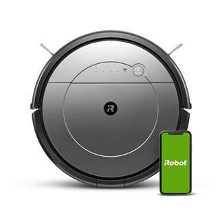 Robotický vysávač iRobot Roomba Combo 1138 siv