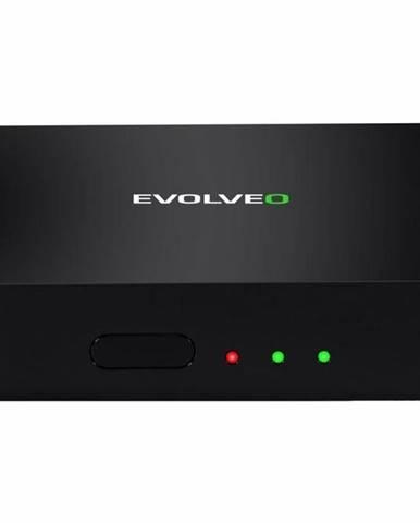 Multimediálne centrum Evolveo Hybrid Box T2 čierny
