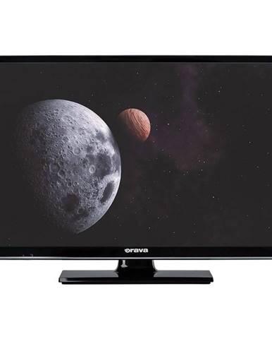 Televízor Orava LT-635 čierna