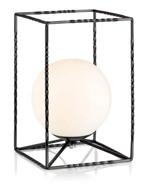 Markslöjd Čierna stolová lampa Markslöjd Eve Table Black