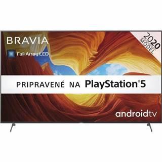 Televízor Sony KD-85XH9096 čierna