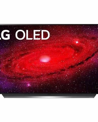 Televízor LG Oled48cx strieborn