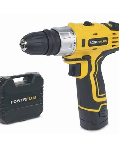 Aku vŕtačka Powerplus Powx0041li
