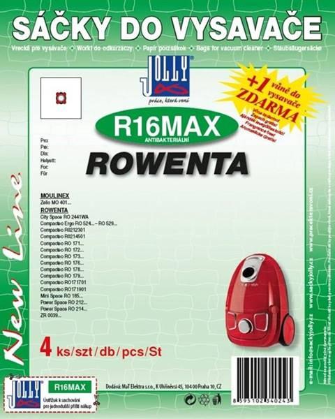 Jolly Sáčky pre vysávače Jolly R 16 MAX sáčky Rowenta