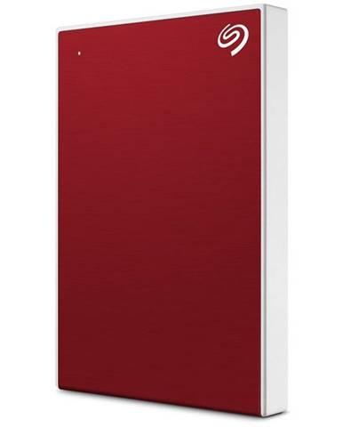 Externý pevný disk Seagate One Touch 1TB červený