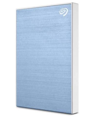 Externý pevný disk Seagate One Touch 2TB modrý