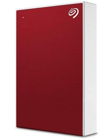 Externý pevný disk Seagate One Touch 4TB červený