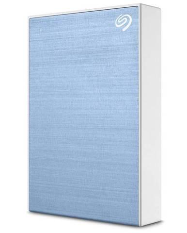 Externý pevný disk Seagate One Touch 4TB modrý