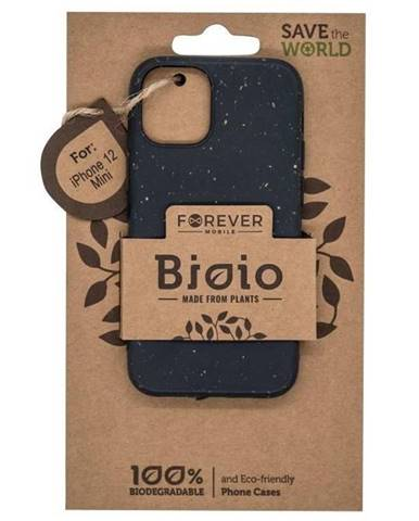 Kryt na mobil Forever Bioio na Apple iPhone 12 mini čierny