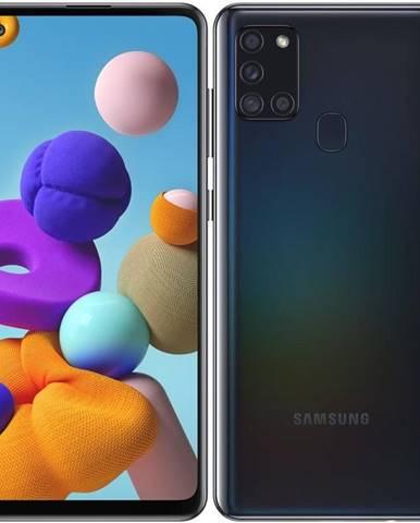 Mobilný telefón Samsung Galaxy A21s 128 GB čierny