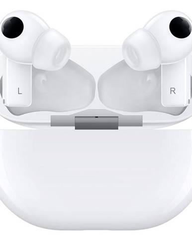 Slúchadlá Huawei FreeBuds Pro biela