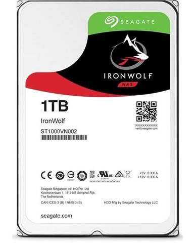 "Pevný disk 3,5"" Seagate IronWolf 1TB"