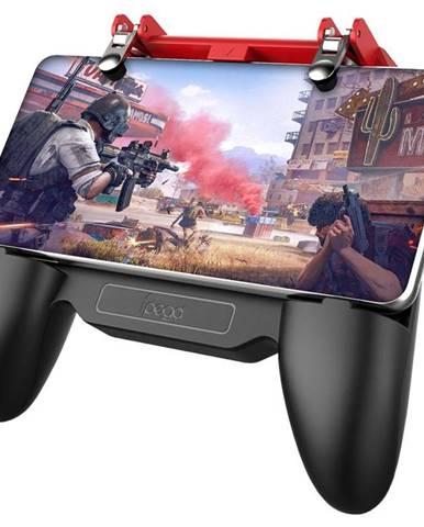Gamepad iPega Multifunctional Game Grip s ventilátorem čierny