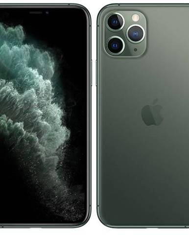 Mobilný telefón Apple iPhone 11 Pro 256 GB - Midnight Green