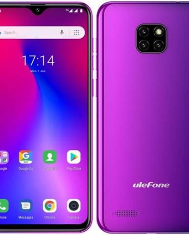 Mobilný telefón UleFone Note 7 Dual SIM fialový