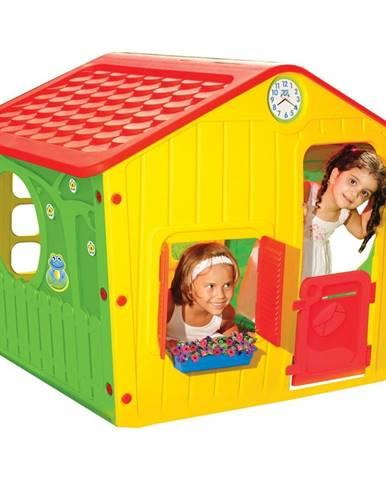 Buddy Toys BOT 1140 Domeček VILLAGE čer.
