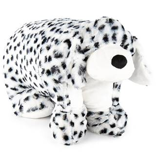 Bo-MA Trading Plyšový dalmatin s gombíkom, 55 x 75 cm