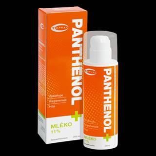 Topvet Panthenol mlieko 11 %, 200 ml