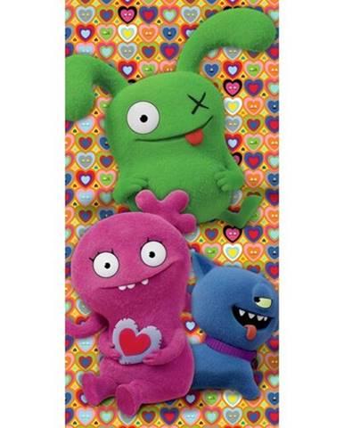 Halantex Osuška Ugly Dools, 70 x 140 cm