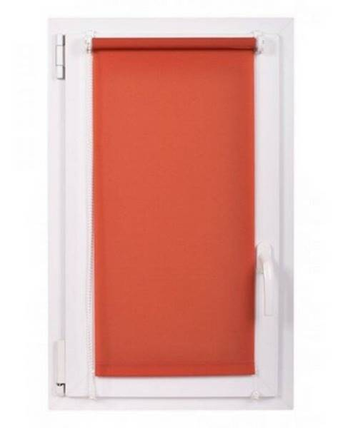 KIS Egibi Roleta MINI Rainbow Line červená, 97 x 150 cm
